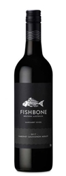 Fishbone Black Label Cabernet Sauvignon Merlot 2018 (6 x 750mL) WA