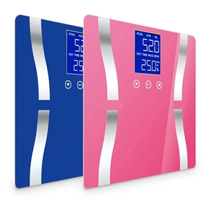 SOGA 2 x Digital Body Fat Bathroom Scale