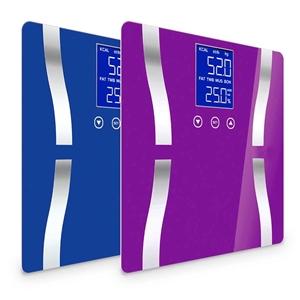 SOGA 2 x Digital Body Fat Bathroom Scale