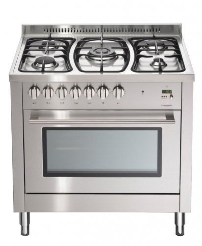 Fulgor Milano 90cm Stainless Steel Freestanding Cooker (OVFS9-10)