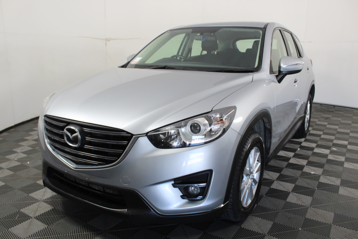 2016 Mazda CX-5 Maxx Sport Turbo Diesel Automatic Wagon