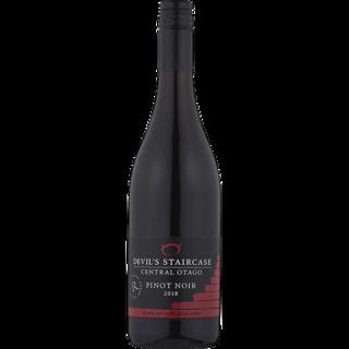 Rockburn Devil's Staircase Pinot Noir 2018 (12x 750mL), Central Otago, NZ.