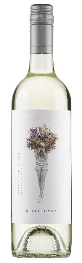 Wildflower Sauvignon Blanc 2019 (12x 750ml), WA. Screwcap