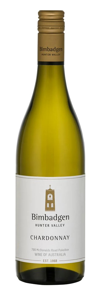 Bimbadgen Hunter Valley Chardonnay 2018 (12x 750mL).NSW