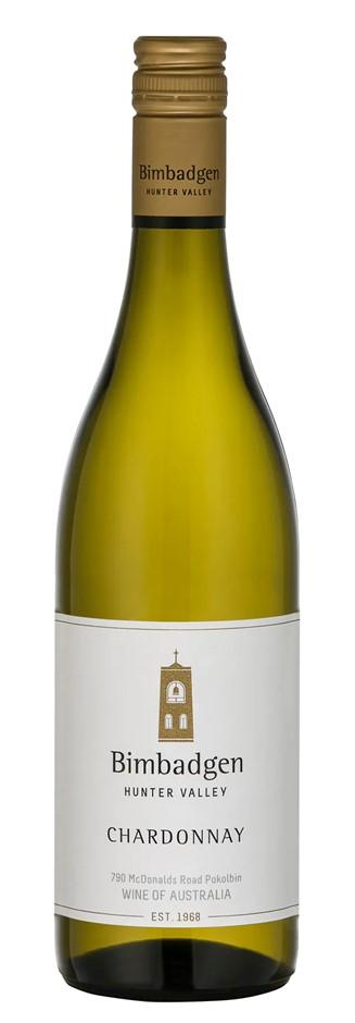 Bimbadgen Hunter Valley Chardonnay 2018 (12x 750mL).NSW