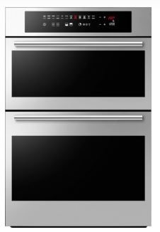 Fulgor Built In Oven 60cm - Double Oven (OVD6-10)