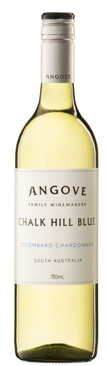 Chalk Hill Blue Colombard Chardonnay 2019 (12 x 750mL) SA