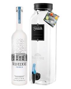 Belvedere Vodka with Bonus 3L Cocktail D