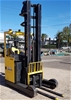 2012 Hyster  R1.6H Electric High Reach Ride On Forklift