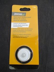 Qty 100 x Johnson Bulls-Eye Surface Leve