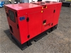 2020 Unused Silenced 25 kVA Generator,