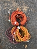 Qty 10 Assorted Electrical Leads