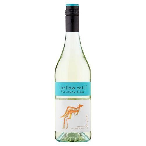 Yellow Tail Sauvignon Blanc NV (12x 750mL)