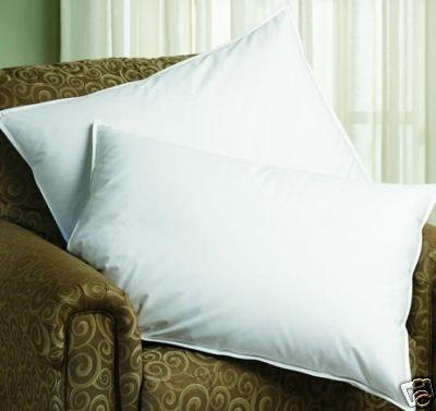 Royal 100% Goose Feather Pillow European Size