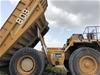 2000 Caterpillar 777D Rigid Dump Truck (DT809)