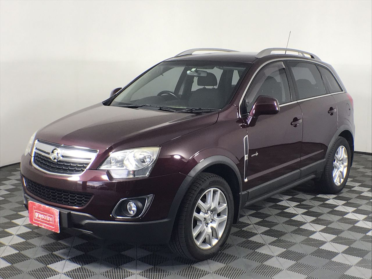 2012 Holden Captiva 5 (4x4) CG II Turbo Diesel Automatic Wagon