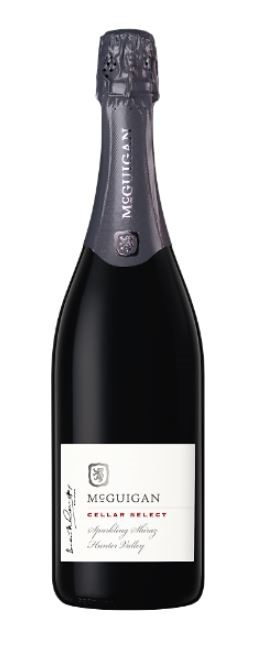McGuigan Cellar Select Sparkling Shiraz 2016 (6 x 750mL) SEA