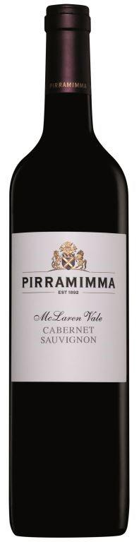 Pirramimma White Label Cabernet Sauvignon 2016 (6 x 750mL) McLaren Vale