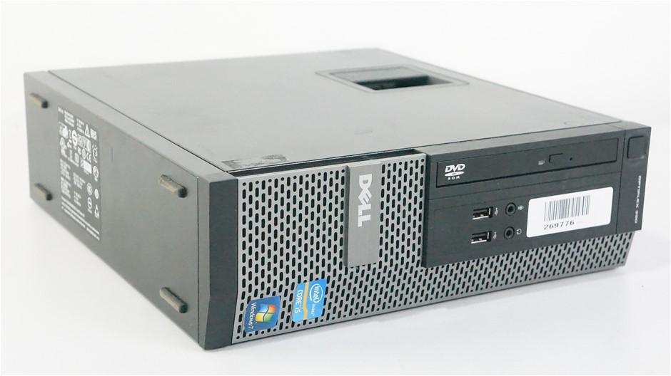 Dell OptiPlex 390 Small Form Factor (SFF) Desktop PC
