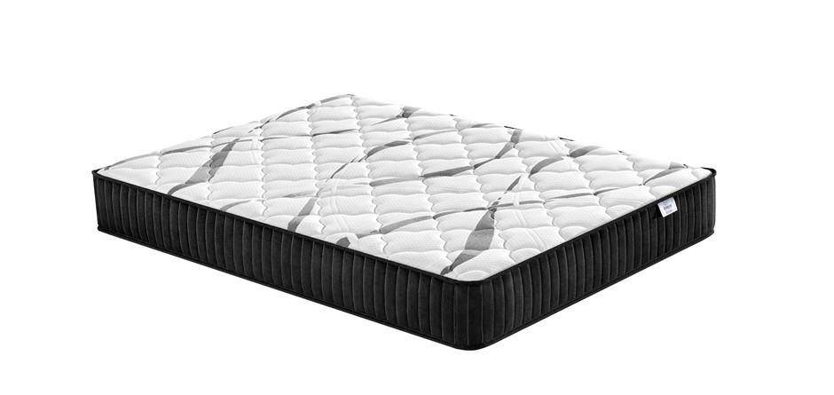 Breeze King Single Premium Firm Pocket Spring Mattress High Density Foam