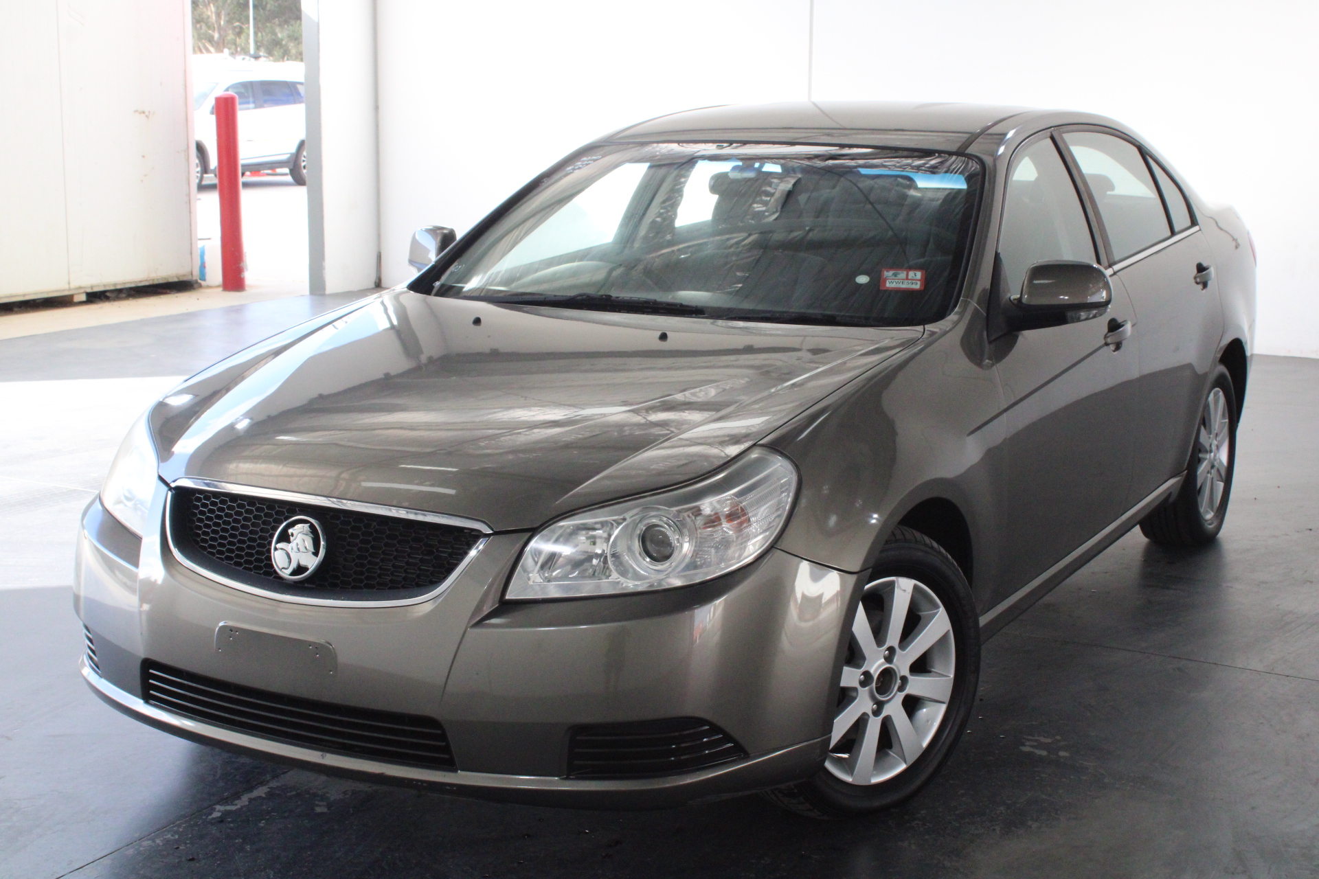 2009 Holden Epica CDX EP Turbo Diesel Automatic Sedan