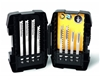 STANLEY 8pc Jig Saw Blade Set, T-Shank Comprising 3 x Universal, 3 x for Wo