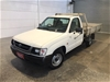 2001 Toyota Hilux Workmate Manual Cab Chassis