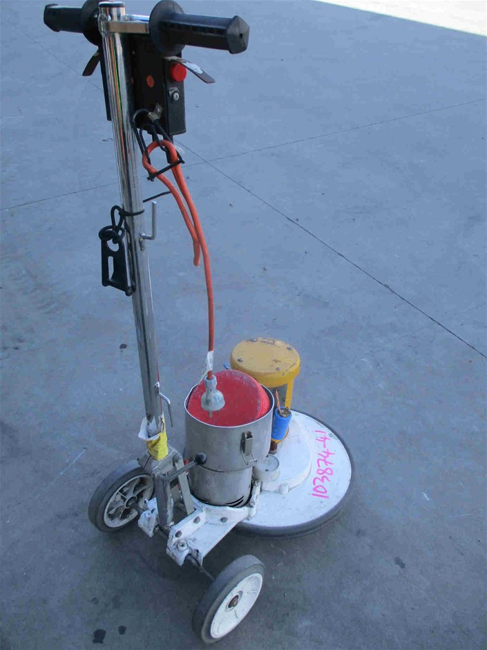 1990 Fanto Matic Electric Floor Polisher