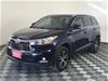 2016 Toyota Kluger 4X4 GXL GSU55R Automatic 7 Seats Wagon