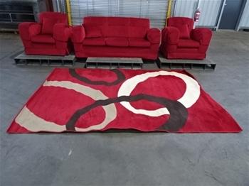 Lounge, Chairs & Rug
