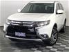 2017 Mitsubishi Outlander LS 2WD SAFETY PACK ZK CVT 7 Seats Wagon