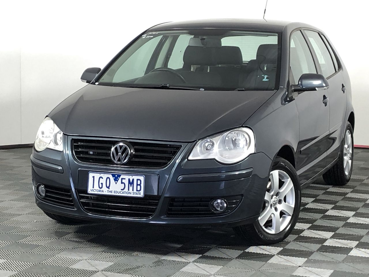 2008 Volkswagen Polo Tdi Polo Manual Hatchback