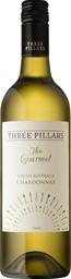 Three Pillars The Gourmet Chardonnay 2018 (12 x 750mL) SA
