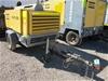 08/2011 Atlas Copco XAVS196DD Trailer Mounted Compressor