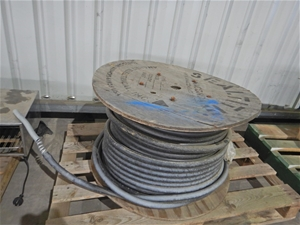 """Roll of 3/4"""" Sealtite Electrical Conduit"""