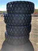 Unused Radial Earthmoving Tyres – 26.5 & 20.5