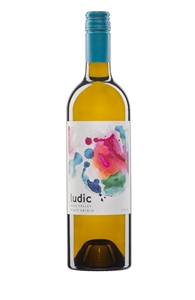 Ludic King Valley Pinot Grigio 2017 (12