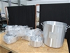 Qty 5 x Assorted Pots