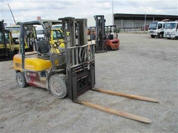 Unreserved Forklift