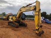 Unreserved Earthmoving, Truck, Trailer, Tractor & More