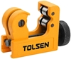 3 x TOLSEN Aluminium Alloy Body Pipe Cutters, 3-22mm. Buyers Note - Discoun
