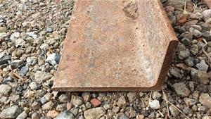 x2 Steel Angle Irons