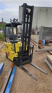Clark C500-25 Counterbalance Forklift