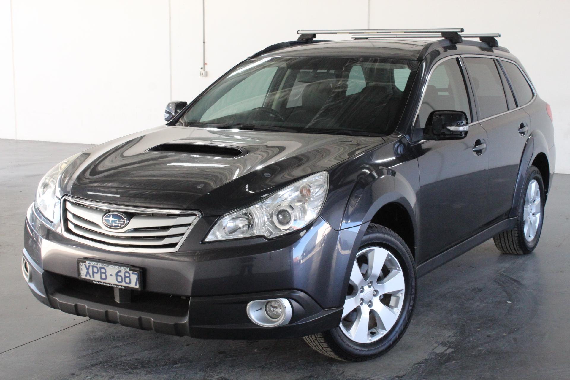 2010 Subaru Outback Turbo Diesel Manual Wagon