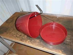 Alemlube Drum Funnel with Lid