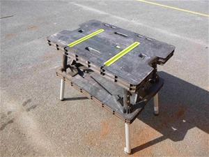 1x Ryobi Folding Work Bench