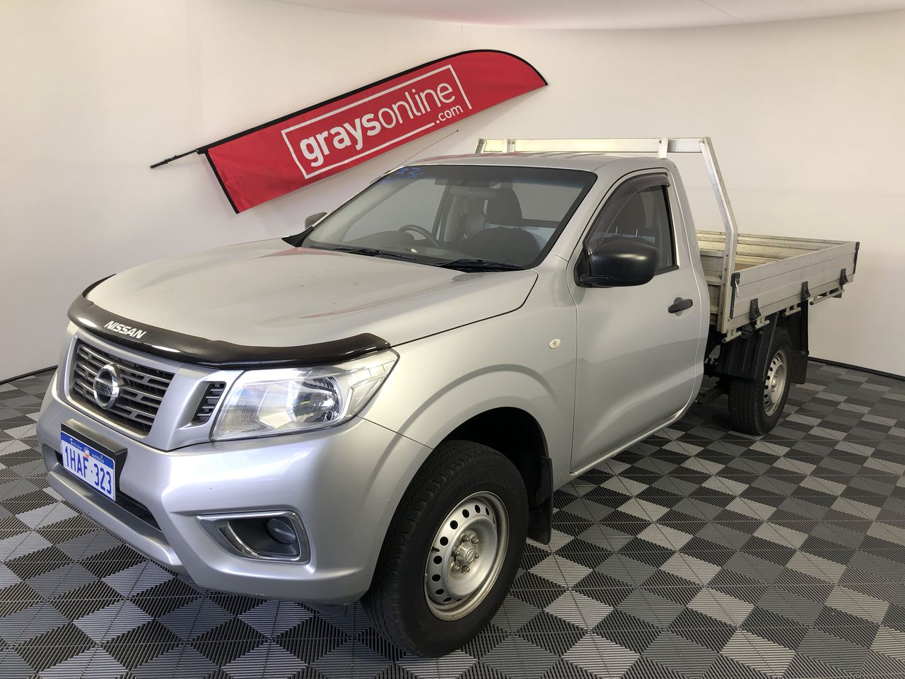 2016 Nissan Navara 4X2 DX NP300 Manual Cab Chassis(WOVR-Inspected)