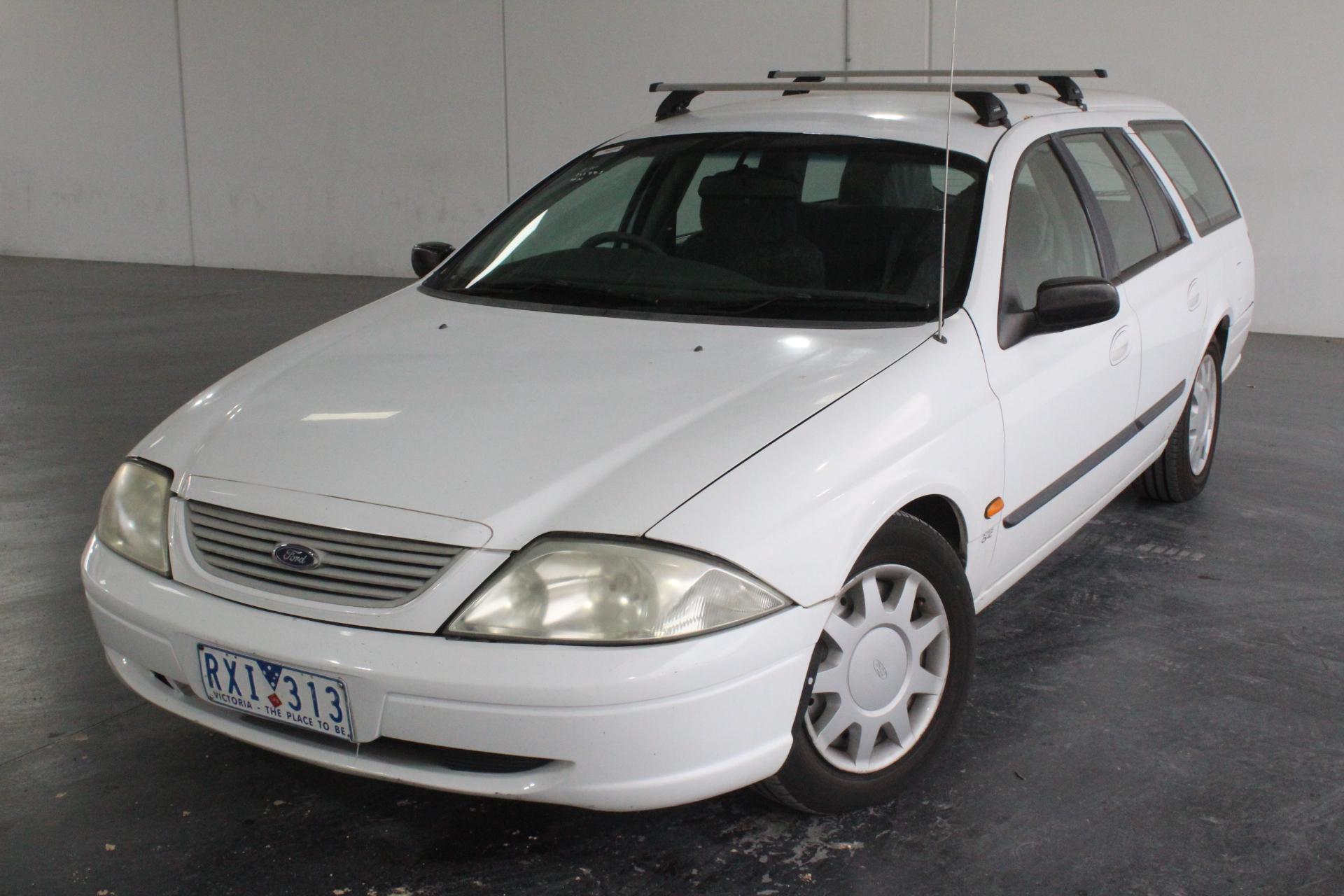 2001 Ford Falcon Forte AUII Automatic Wagon