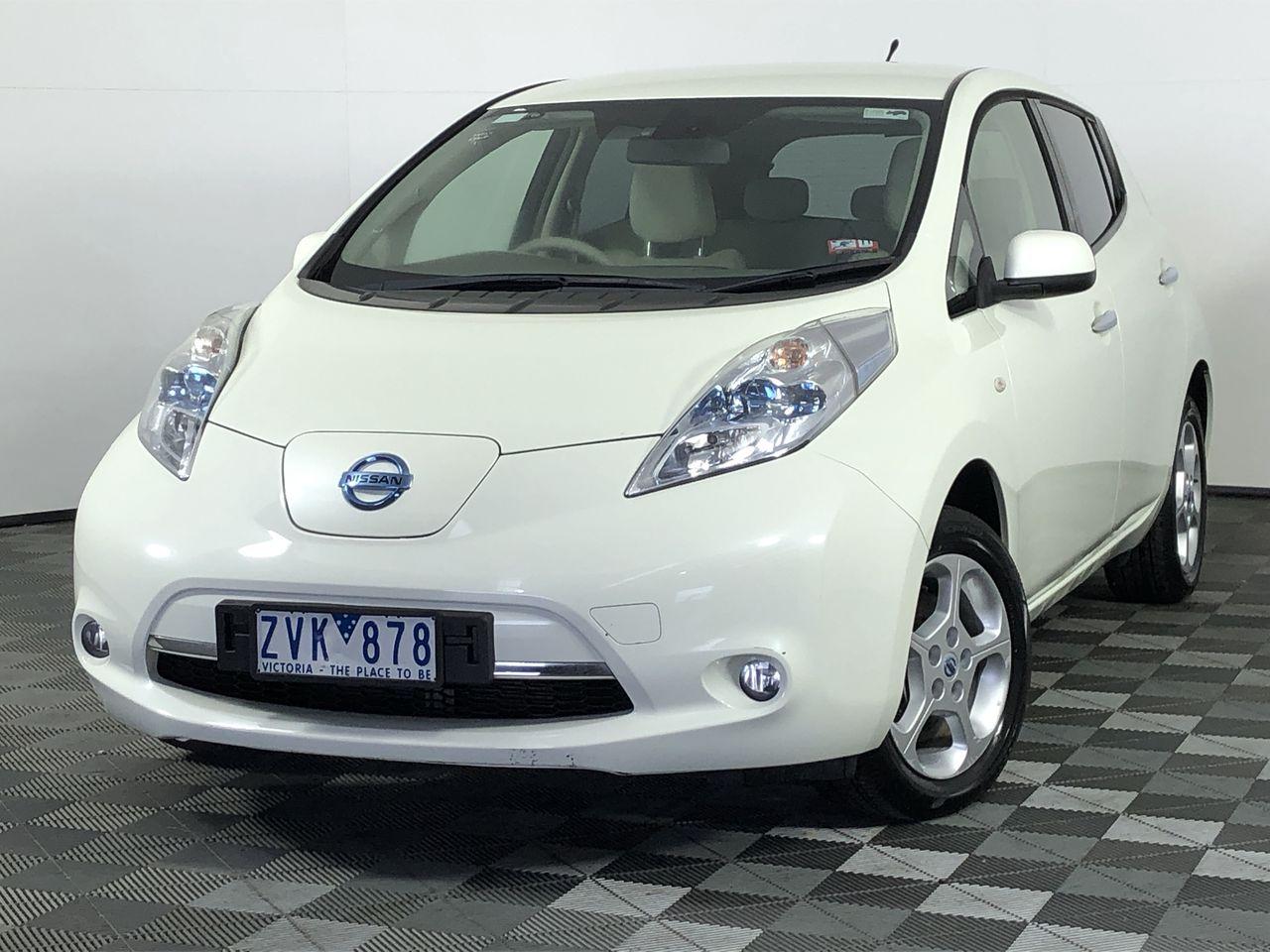 2013 Nissan LEAF Leaf Zeo Direct Drive Hatchback
