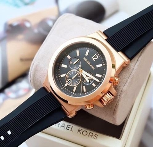 Mens New Michael Kors 'Dylan' Classic And Classy Watch,